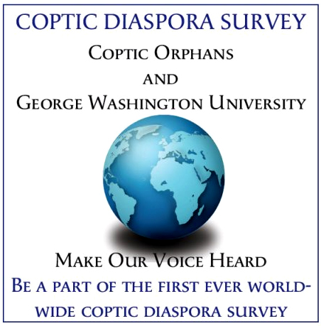 coptic diaspora survey