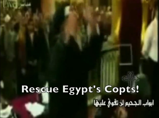 the passion of the copts