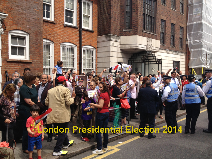 london presidential election